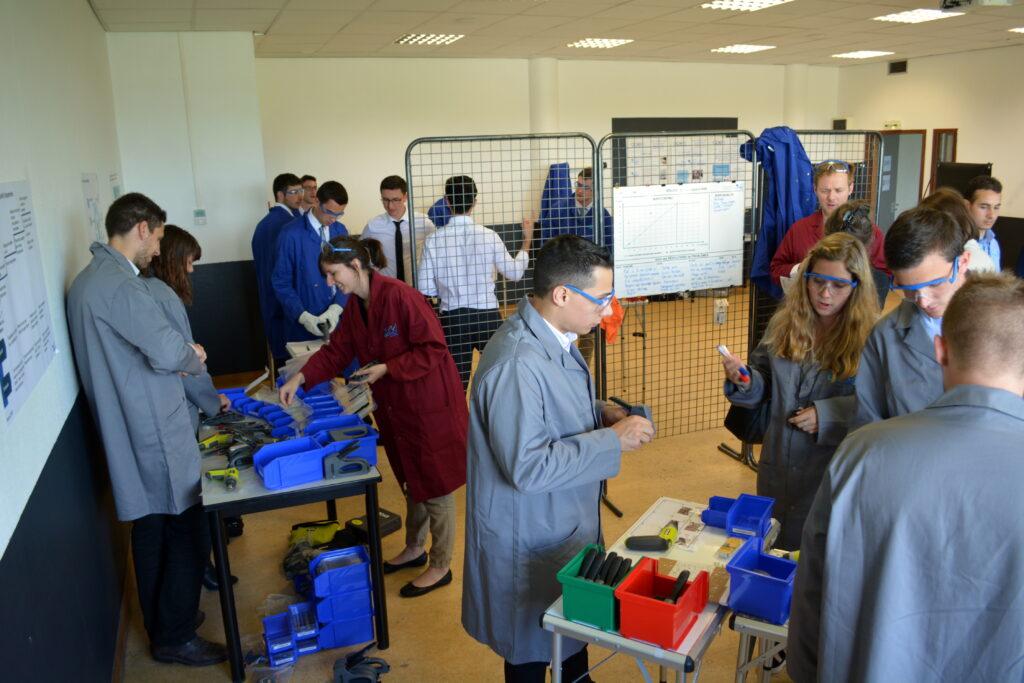 DSC_0355-300x200 L'excellence opérationnelle à la Journée de la Recherche et de l'Industrie organisée par l'ICAM de Toulouse
