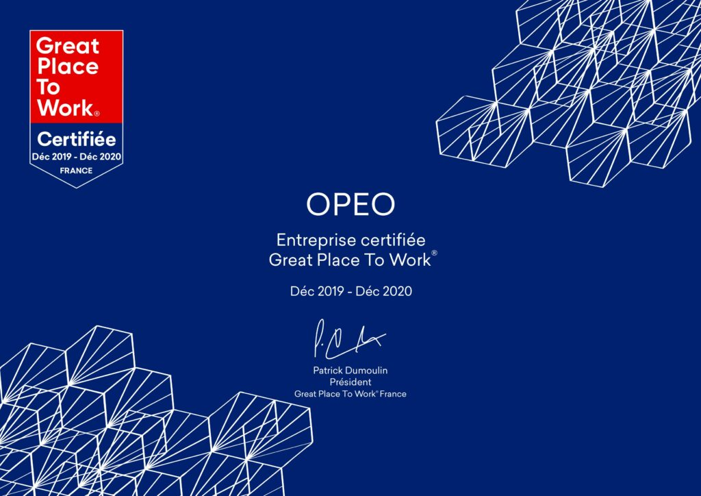 OPEO GPTW
